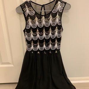 Beautiful Net Party Dress